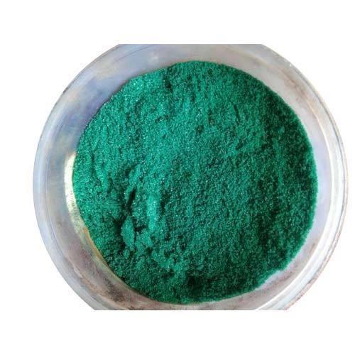 Natural Green Rangoli Color