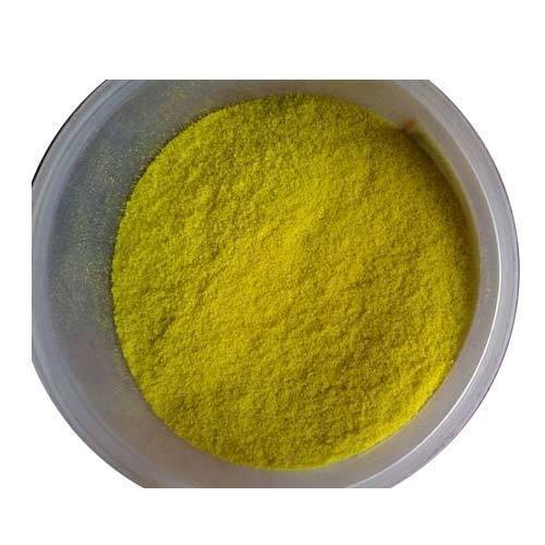 Organic Yellow Rangoli Color