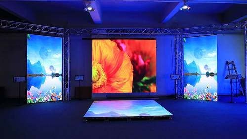 P4 Indoor LED Video Wall