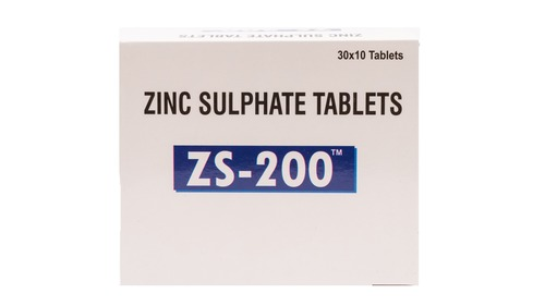 Zinc Sulphate Tablet