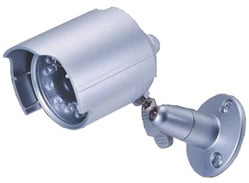 Ccd Color Nightvision And Weatherproof Camera
