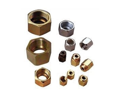 Hose Pipe Fitting Nuts