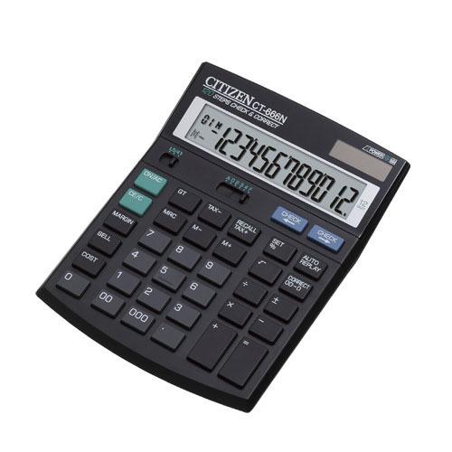 Any Color Pocket Basic Calculator