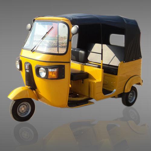 Auto Electric Passenger Three Wheeler