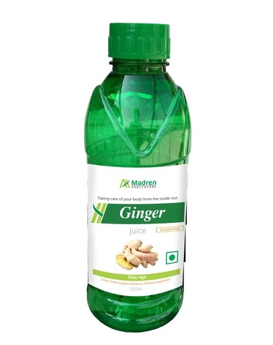 Ginger Juice 500ml.