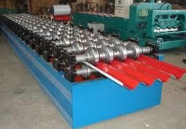 Automatic Wall Panel Roll Forming Machine