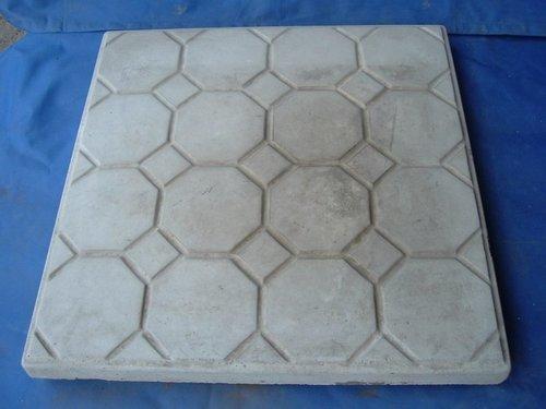 Customized Hexagon Chequered Tiles