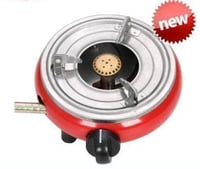 Mini Camping Gas Stove With Brass Burner