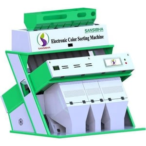 Electronic Pulse Color Sorting Machine