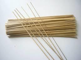 Bamboo Raw Sticks