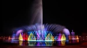 Musical Fountains in  Amraiwadi