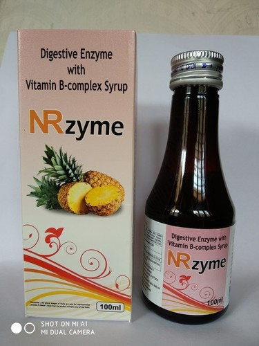 NRZYME Syrup