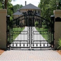 Domestic Safety Swing Gate