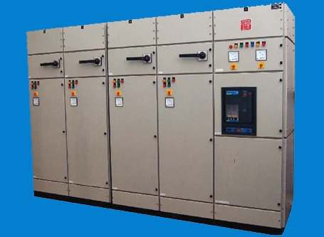 Heavy Duty Electrical Control Panel