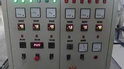 Machine Or Boiler Control Panel