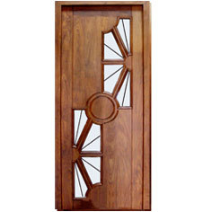 Designer Wooden Door in  Gnt Market
