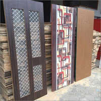 Jali Flush Door