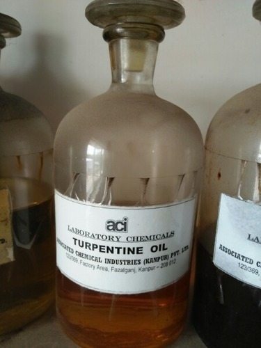 Quality Checked Turpentine Oil