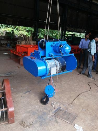 Long Life Wire Rope Hoist