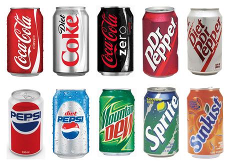 Branded Soft Drinks
