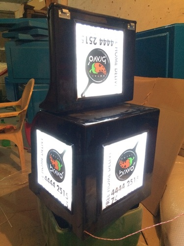 Led Motorcycle Delivery Box in  Swarn Park (Mundka)