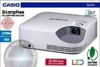 Casio Lampfree LED Projector