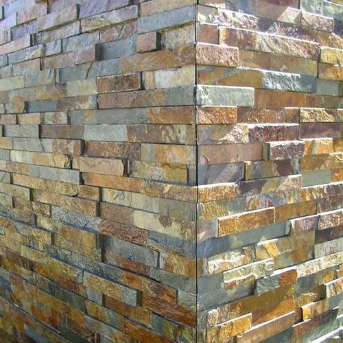 Exterior Wall Slate Wall Cladding in Jaipur, Rajasthan - Jai Stone ...