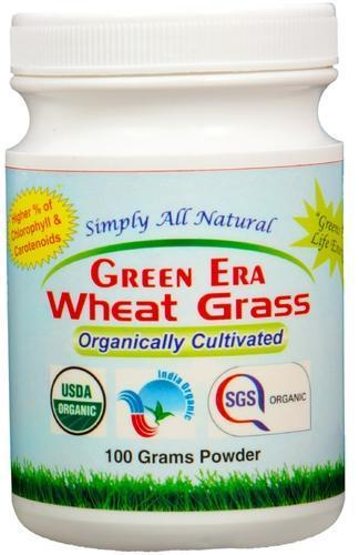 100 gms Organic Wheat Grass Powder