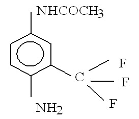 2-Amino-5-Acetomido-Benzotrifluoride - AMOGH CHEMICALS PVT