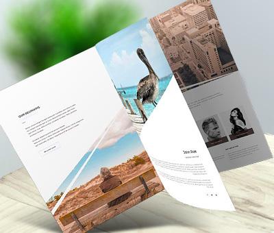 Office Brochure Design Services
