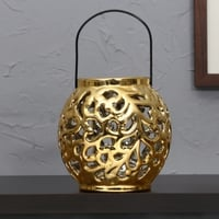 Home and Garden Decorative Aluminum Candle lantern