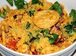 Delicious Spicy Bhel Puri