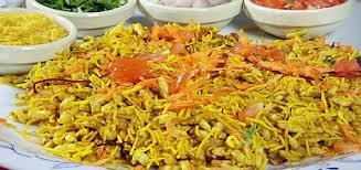 Mouth Watering Golden Bhel