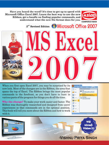 Microsoft Excel 2007 Book