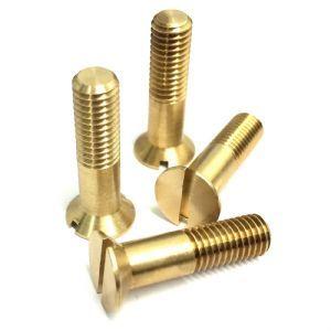 Brass Screws in   Dared