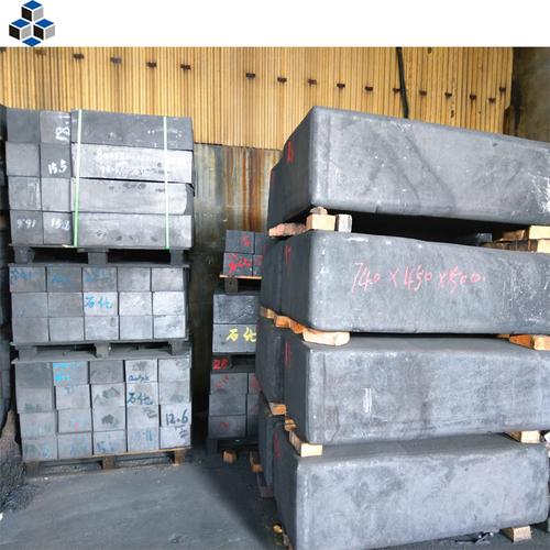 High Density Strength Isostatic Graphite Block in