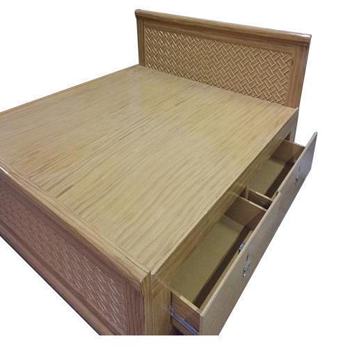 King Size Teak Wood Cot Bed At Best Price In Virudhunagar