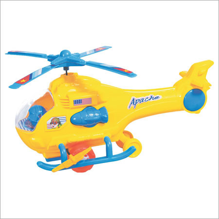 Plastic Helicopter Toy For Baby