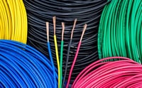 Electric Wires For Industrial Use