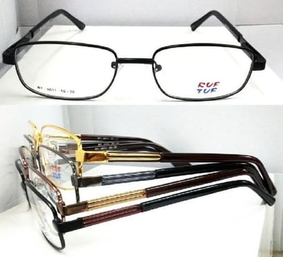Ruf Tuf Metal Spectacle Frames