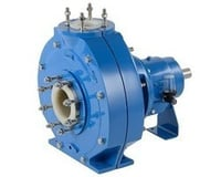 Pvdf Series Centrifugal Pump