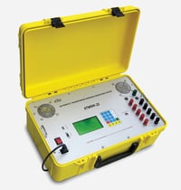 Automatic Transformer Winding Resistance Meter