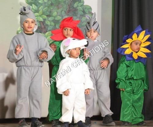 Customized Vegetable Kids Costume