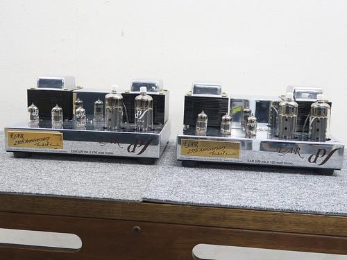 EAR 509 MK II Pair Vacuum Tube Power Amplifier