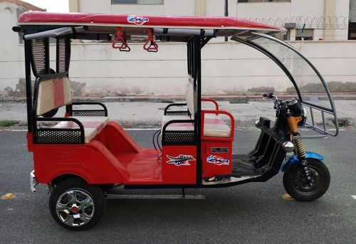 EWA STD Plus Rickshaw