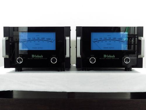 Mcintosh MC1201 Monaural Power Amplifier Pair