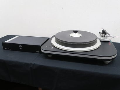 Spiral Groove Sg 2 Turntable Second Hand