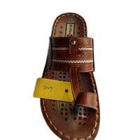 Traditional Pure Leather Kolhapuri Slippers