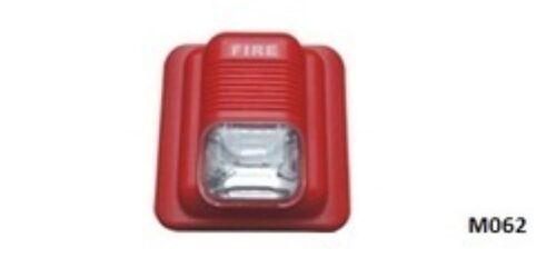 Fire Alarm Hooter Strobe Indoor 90 Db At 1 Meter