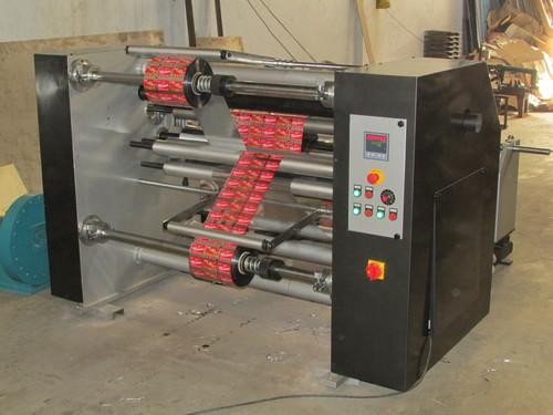 Center Winder Slitter Machine For Cutting